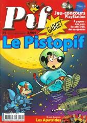 Pif (Gadget) nouvelle série -35- Pif et Hercule; psy cause toujours