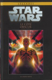 Star Wars - Légendes - La Collection (Hachette) -15II- Le Côté Obscur - Dark Maul