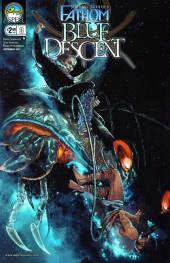 Michael Turner's Fathom: Blue Descent (Aspen comics - 2010)