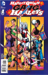 Harley Quinn and Her Gang of Harleys (2016) -1- The Shady Bunch
