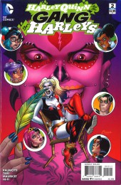 Harley Quinn and Her Gang of Harleys (2016) -2- Hit'em Where it Hurts.