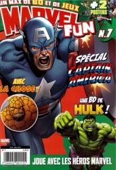 Marvel Fun -7- Spécial Captain America