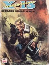X-13 agent secret -196- dernier recours