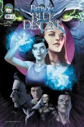 Michael Turner's Fathom: Blue Descent (2010)
