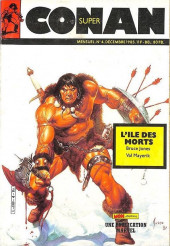Conan (Super) (Mon journal) -4- L'île des morts