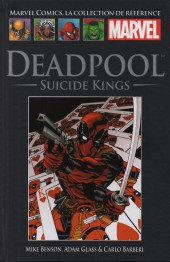 Marvel Comics - La collection (Hachette) -5957- Deadpool - Suicide Kings