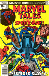 Marvel Tales (Vol 2) -84- the spider slayer