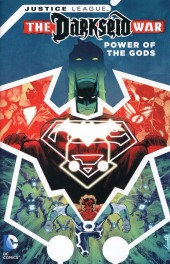 Justice League: The Darkseid War (2016) -INT- Powers of the Gods