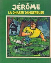 Jérôme -11'- La chasse dangereuse