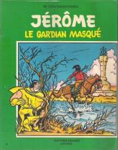 Jérôme -15- Le gardian masqué