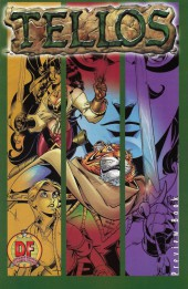 Tellos (1999) - Preview Book