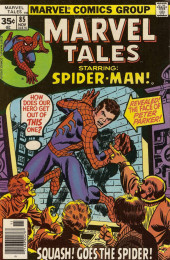 Marvel Tales (Vol 2) -85- Squash Goes The Spider