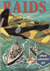 Raids -Rec24- Album N°24 (du n°52 au n°53)