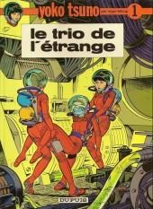 Yoko Tsuno -1b88- Le trio de l'étrange
