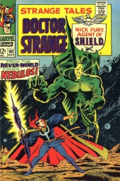 Strange Tales (1951) -162- From the Never-World Comes... Nebulos!