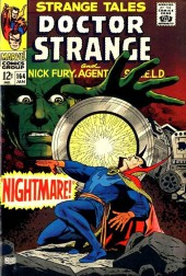 Strange Tales (Marvel - 1951) -164- Nightmare!