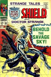 Strange Tales (Marvel - 1951) -165- Behold the Savage Sky!