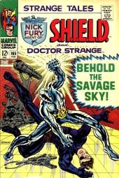 Strange Tales (Marvel - 1951) -165- Behold the Savage Sky!