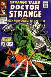 Strange Tales (Marvel - 1951) -166- Nothing Can Halt... Voltorg!
