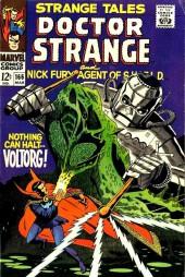 Strange Tales (Marvel - 1951) -166- Nothing Can Halt... Voltorg!