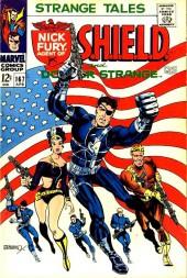 Strange Tales (Marvel - 1951) -167- Nick Fury and Dr Strange