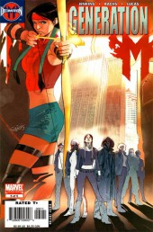 Generation M (2006) -5- Issue 5 of 5