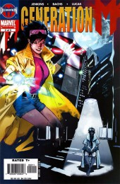 Generation M (2006) -2- Issue 2 of 5