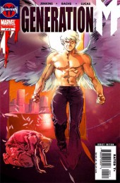 Generation M (2006) -4- Issue 4 of 5