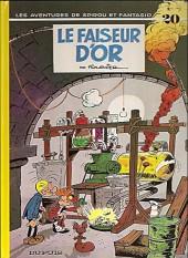 Spirou et Fantasio -20d85- Le faiseur d'or