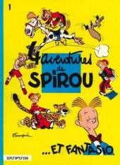 Spirou et Fantasio -1d1989- 4 aventures de Spirou ...et Fantasio