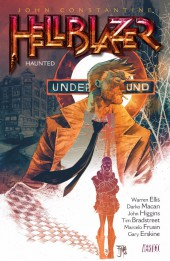 Hellblazer (1988) -INT13- Haunted