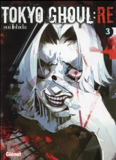 Tokyo Ghoul:RE -3- Tome 3