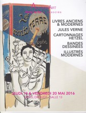 (Catalogues) Ventes aux enchères - Divers - Ventes aux encheres AuctionArt - Remy le Fur - Vendredi 20 Mai 2016 - Drouot Paris
