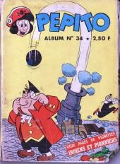 Pepito (1re Série - SAGE) -Rec34- Album N°34