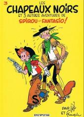 Spirou et Fantasio -3h03- Les chapeaux noirs
