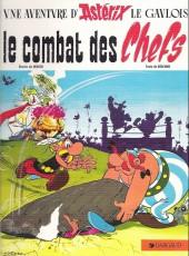 Astérix -7a83- Le combat des chefs