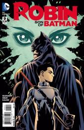 Robin: Son of Batman (2015) -9- Better Angels
