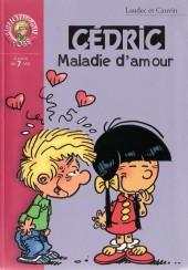 Cédric (Bibliothèque rose) -71427- Maladie d'amour