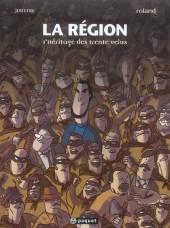 La région -1- L'Héritage des trente velus