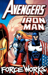 Avengers (The) (TPB) -INT- Avengers/Iron Man: Force Works
