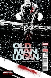 Old Man Logan (2016) -5- Old Man Logan #5