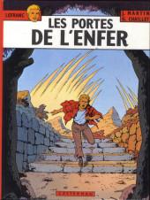 Lefranc -5- Les portes de l'enfer