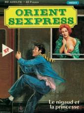 Orient Sexpress -3- Le nigaud et la princesse