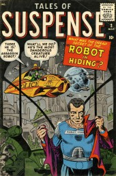 Tales of suspense Vol. 1 (Marvel comics - 1959) -2-