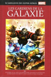 Marvel Comics : Le meilleur des Super-Héros - La collection (Hachette) -11- Les gardiens de la galaxie