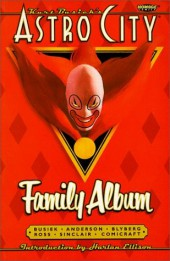 Kurt Busiek's Astro City (1996) -INT03- Family Album