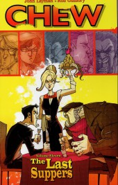 Chew (2009) -INT11- The last suppers