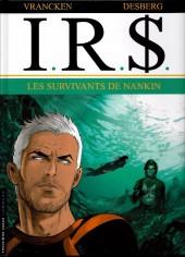 I.R.$. -14a14- Les survivants de Nankin