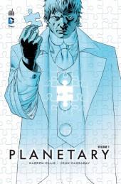 Planetary (Urban comics) -1- Volume 1