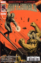 Secret Wars : Battleworld -51/2- Mal dominant